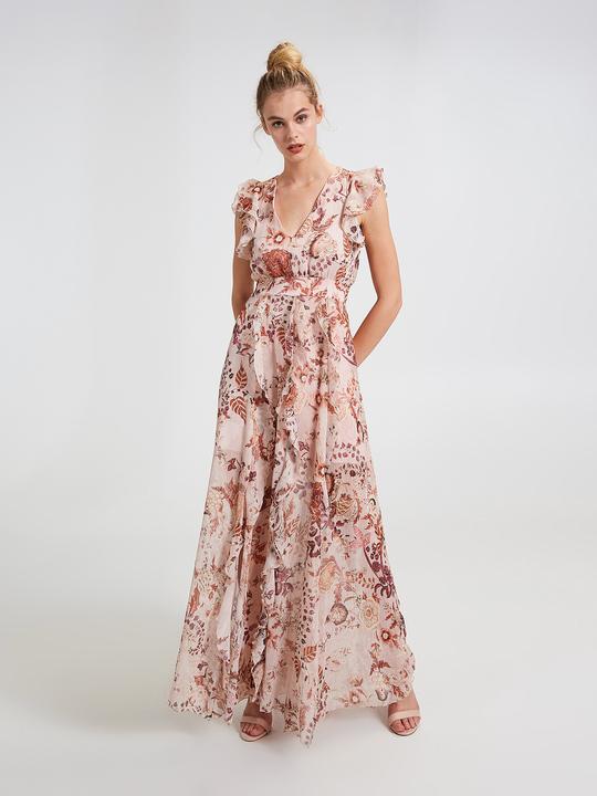 check out e1f5a 61d0c Vestiti Eleganti Donna Lunghi e Corti - Motivi.com