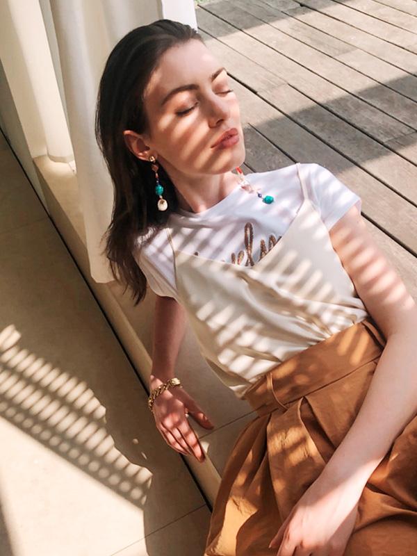 Motivi top e t-shirt spring summer 2020