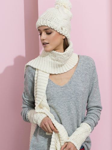 Motivi: cappelli e sciarpe contro il freddo