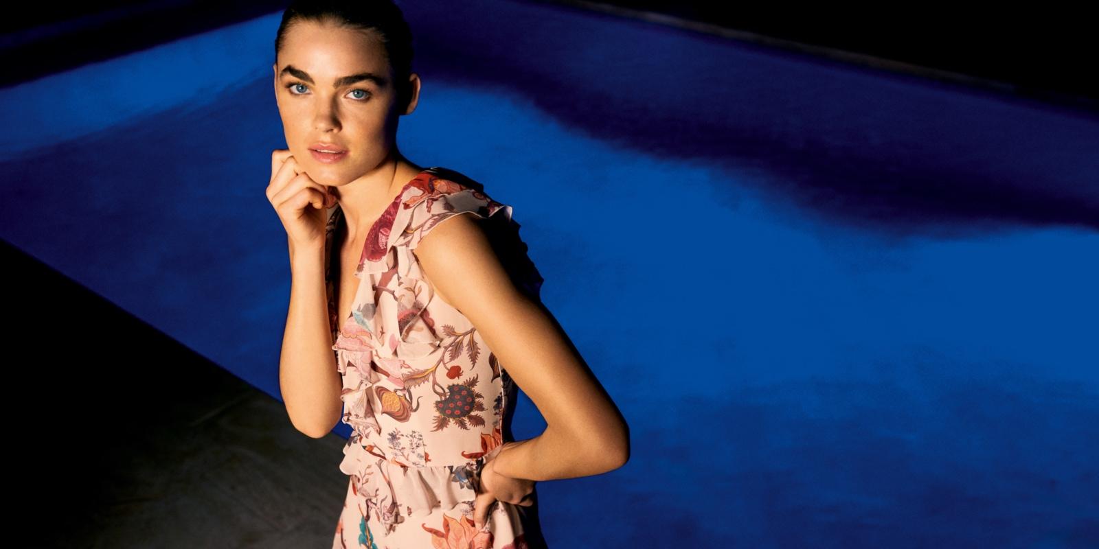 Smart Couture Motivi - abito corto floreale