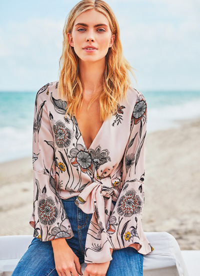 Motivi: bluse collezione primavera estate