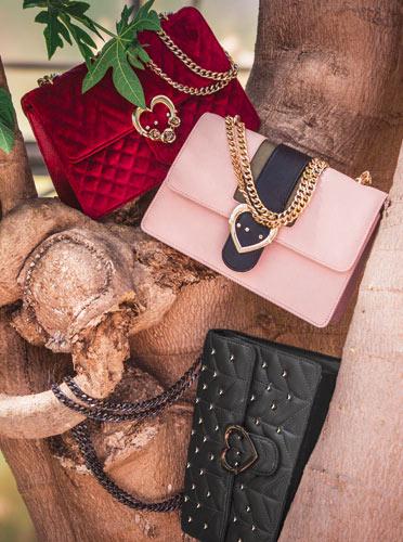 Iconic bags Motivi